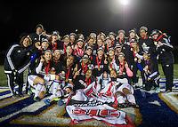 2015.11.15 UBC Women's Soccer vs. Trinity Western