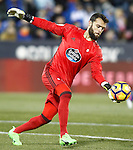 Celta de Vigo's Sergio Alvarez during La Liga match. January 28,2017. (ALTERPHOTOS/Acero)