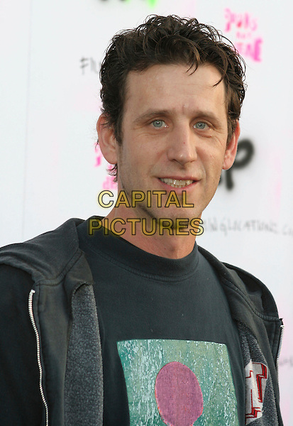 "LANCE SCREAM .""Punks Not Dead"" Los Angeles Premiere held at the Henry Fonda Music Box Theater, Hollywood, California, USA..May 30th, 2007.headshot portrait black .CAP/ADM/CH.©Charles Harris/AdMedia/Capital Pictures"