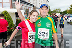 Pictured at the Rose of Tralee 10k on Sunday morning at Tralee Bay Wetlands were l-r: Danielle Keane and Tommy Keane (both from Tralee).