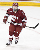 Marissa Gedman (Harvard - 16) - The Harvard University Crimson defeated the Northeastern University Huskies 4-3 (SO) in the opening round of the Beanpot on Tuesday, February 8, 2011, at Conte Forum in Chestnut Hill, Massachusetts.