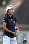 28 October 2016: Texas Tech University's Mami Yamamoto (JPN). The First Round of the 2016 Landfall Tradition NCAA Women's Golf Championship hosted by the University of North Carolina Wilmington Seahawks was held at the Pete Dye Course at the Country Club of Landfall in Wilmington, North Carolina.
