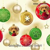 GIORDANO, GIFT WRAPS, GESCHENKPAPIER, PAPEL DE REGALO, Christmas Santa, Snowman, Weihnachtsmänner, Schneemänner, Papá Noel, muñecos de nieve, paintings+++++Giordano Fireside Pups Ornaments,USGIPROV26,#gp#,#x#