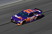 Monster Energy NASCAR Cup Series<br /> Daytona 500<br /> Daytona International Speedway, Daytona Beach, FL USA<br /> Sunday 18 February 2018<br /> Denny Hamlin, Joe Gibbs Racing, FedEx Express Toyota Camry<br /> World Copyright: Logan Whitton<br /> LAT Images