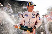 #7 Acura Team Penske Acura DPi, DPi: Helio Castroneves, Ricky Taylor