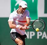 Novak Djokovic (SRB) defeated Salvatore Caruso (ITA) 6-3, 6-3, 6-2
