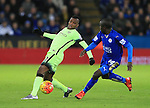 Manchester City's Kelechi Iheanacho in action<br /> <br /> Barclays Premier League- Leicester City vs Manchester City - King Power Stadium - England - 29th December 2015 - Picture - David Klein/Sportimage