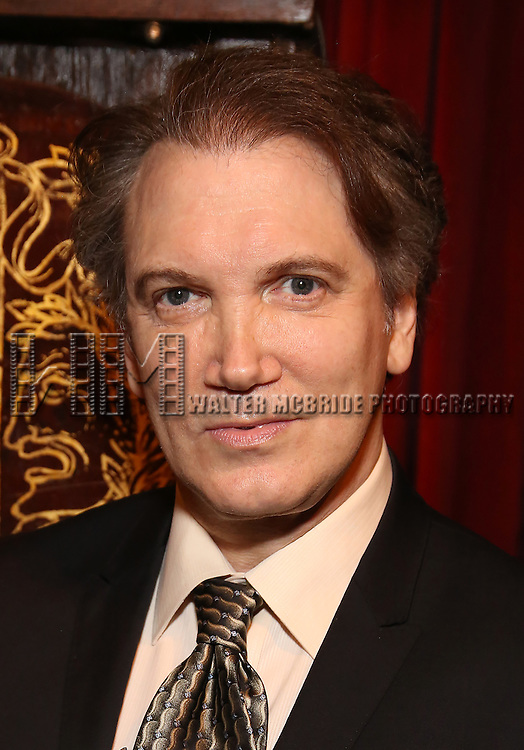 Charles Busch attends the 2016 Helen Hayes Award Dinner honoring Barbara Cook at The Players Club on November 17, 2016 in New York City.