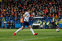 Harry Kane of England scores his side's fourth goal to make the score 1-4  <br /> Podgorica 25-3-2019 <br /> Football Euro2020 Qualification Montenegro - England <br /> Foto Daniel Chesterton / PHC / Insidefoto <br /> ITALY ONLY