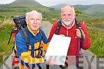 James Farrell and Peter O'Sullivan from Kenmare Walking club who are preparing for the Kenmare walking festival which will be held over the June Bank Holiday weekend..