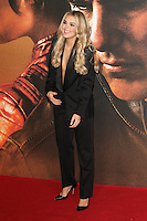 Tallia Storm at the Jack Reacher Never Go Back European Premiere at Cineworld, Leicester Square, London on October 20th 2016<br /> CAP/ROS<br /> &copy;Steve Ross/Capital Pictures /MediaPunch ***NORTH AND SOUTH AMERICAS ONLY***