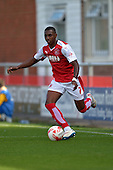 08/08/2015 Sky Bet League 1 Fleetwood Town v Southend United<br /> Amarii Bell