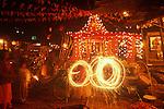 Sparkler, Diwali Festival, Katmandu, Nepal