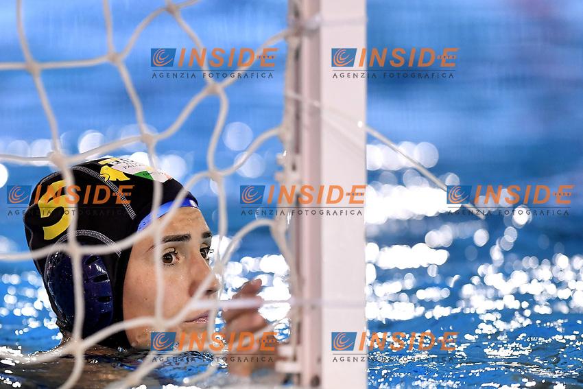 Carolina Marcialis Rapallo <br /> Roma 05/01/2019 Centro Federale  <br /> Final Six Pallanuoto Donne Coppa Italia <br /> L'Ekipe Orizzonte Catania - Rapallo Pallanuoto semifinale <br /> Foto Andrea Staccioli/Deepbluemedia/Insidefoto