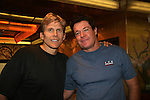 Guiding Light's Grant Aleksander - Michael O'Leary - Final Meet and Greet - Day 5 - Wednesday August 4, 2010 - So Long Springfield at Sea on the Carnival's Glory (Photos by Sue Coflin/Max Photos)