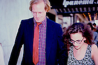 William Hurt & Marlee Matlin 1987<br />