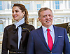 05.04.2017; Washington DC, USA: QUEEN RANIA AND KING ABDULLAH II OF JORDAN<br /> during their official visit to Washington DC.<br /> Mandatory Photo Credit: &copy;RHC/NEWSPIX INTERNATIONAL<br /> <br /> PHOTO CREDIT MANDATORY!!: NEWSPIX INTERNATIONAL(Failure to credit will incur a surcharge of 100% of reproduction fees)<br /> <br /> IMMEDIATE CONFIRMATION OF USAGE REQUIRED:<br /> Newspix International, 31 Chinnery Hill, Bishop's Stortford, ENGLAND CM23 3PS<br /> Tel:+441279 324672  ; Fax: +441279656877<br /> Mobile:  0777568 1153<br /> e-mail: info@newspixinternational.co.uk<br /> &ldquo;All Fees Payable To Newspix International&rdquo;