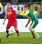 Nederland, Den Haag, 10 november 2012.Eredivisie.Seizoen 2012-2013.ADO Den Haag-AZ