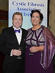 Mal and Martha Reilly who organized the 65 Roses ball in the Grove hotel. Photo:Colin Bell/pressphotos.ie