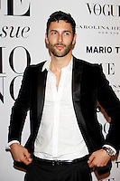 Noah Mills attends Vogue and Mario Testino photocall in Madrid. November 27, 2012. (ALTERPHOTOS/Caro Marin) /NortePhoto