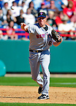6 March 2010: New York Mets' infielder Mike Hessman in action during a Spring Training game against the Washington Nationals at Space Coast Stadium in Viera, Florida. The Mets defeated the Nationals 14-6 in Grapefruit League action. Mandatory Credit: Ed Wolfstein Photo