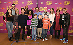 The Principal cast attend the ''Charlie and the Chocolate Factory' Cast Photo Call at the New 42nd Street Studios on February 21, 2017 in New York City.