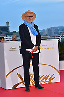 CANNES, FRANCE. May 25, 2019: Elia Suleiman at the Palme d'Or Awards photocall at the 72nd Festival de Cannes.<br /> Picture: Paul Smith / Featureflash