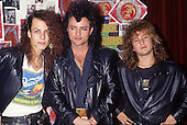 June 1986: QUEENSRYCHE - London UK
