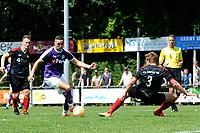 SURHUISTERVEEN - Voetbal, T Fean 58 - FC Groningen, voorbereiding seizoen 2018-2019, 07-07-2018,  FC Groningen speler Mimoun Mahi op weg nar 0-3