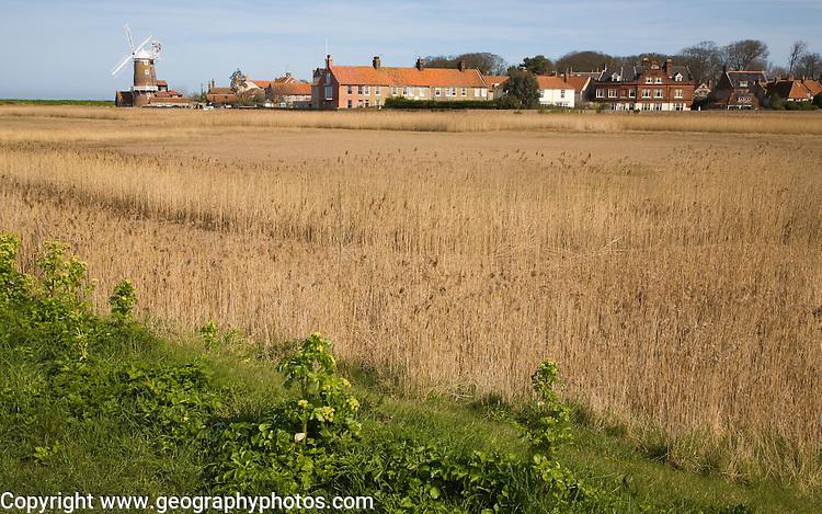 Cley next the sea, Norfolk, England