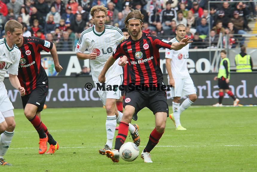 Martin Lanig (Eintracht) - Eintracht Frankfurt vs. Bayer Leverkusen, Commerzbank Arena