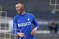Ivan Perisic of Inter during the warm up<br /> Napoli 19-05-2019 Stadio San Paolo, <br /> Football Serie A 2018/2019 Napoli - Inter <br /> Foto Cesare Purini / Insidefoto