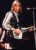 TOM PETTY, LIVE, 1978, NEIL ZLOZOWER