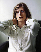 Davie Bowie - 1969. Photo courtesy: Rudy Calvo/Cache/Dalle/IconicPix