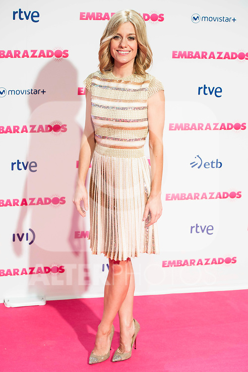 Alexandra Jimenez attends to the premiere of the film &quot;Embarazados&quot; at Capitol Cinemas in Madrid, January 27, 2016.<br /> (ALTERPHOTOS/BorjaB.Hojas)