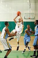 April 9, 2011 - Hampton, VA. USA; Cameron Fowler participates in the 2011 Elite Youth Basketball League at the Boo Williams Sports Complex. Photo/Andrew Shurtleff