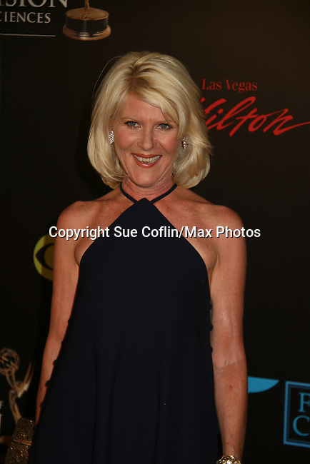 Ally Mills - Red Carpet - 37th Annual Daytime Emmy Awards on June 27, 2010 at Las Vegas Hilton, Las Vegas, Nevada, USA. (Photo by Sue Coflin/Max Photos)