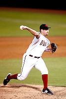 Bryan Shaw - Scottsdale Scorpions - 2010 Arizona Fall League.Photo by:  Bill Mitchell/Four Seam Images..