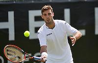 Netherlands, Den Bosch, 15.06.2014. Tennis, Topshelf Open, Marcel Granollers (ESP)<br /> Photo:Tennisimages/Henk Koster