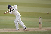 Brooke Guest of Lancashire CCC plays of his legs fins for runs during Middlesex CCC vs Lancashire CCC, Specsavers County Championship Division 2 Cricket at Lord's Cricket Ground on 12th April 2019