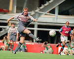 Nicky Butt of Manchester Utd - Barclays Premier League - Aston Villa v Manchester Utd - Villa Park Stadium - Birmingham - England - 19th August 1995 - Picture Sportimage