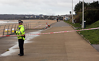 2017 03 08 Body discovered in Swansea Bay, Wales, UK
