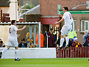 05/08/2010   Copyright  Pic : James Stewart.sct_jsp003_Motherwell_v_Aalesund  .::  CHRIS SUTTON CELEBRATES AFTER HE SCORES THE SECOND FOR MOTHERWELL ::  .James Stewart Photography 19 Carronlea Drive, Falkirk. FK2 8DN      Vat Reg No. 607 6932 25.Telephone      : +44 (0)1324 570291 .Mobile              : +44 (0)7721 416997.E-mail  :  jim@jspa.co.uk.If you require further information then contact Jim Stewart on any of the numbers above.........