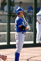 Hilton Richardson - Kansas City Royals 2009 Instructional League. .Photo by:  Bill Mitchell/Four Seam Images..