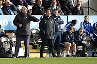Barnet Manager John Still during Barnet vs Bristol Rovers, Emirates FA Cup Football at the Hive Stadium on 11th November 2018