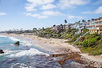 Corona Del Mar State Beach of Newport Beach