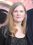 Suzanne Collins attends the Lionsgate World Premiere of The hunger Games held at The Nokia Theater Live in Los Angeles, California on March 12,2012                                                                               © 2012 DVS / Hollywood Press Agency
