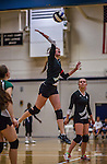 2014-09-30 HS: Vermont Commons School at Burlington High Volleyball