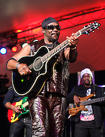 Toots and the Maytals perform at Voodoo Fest 2012 in New Orleans, LA.