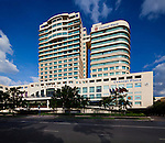 Sofitel Plaza Hotel exterior, shot for Sofitel, Saigon